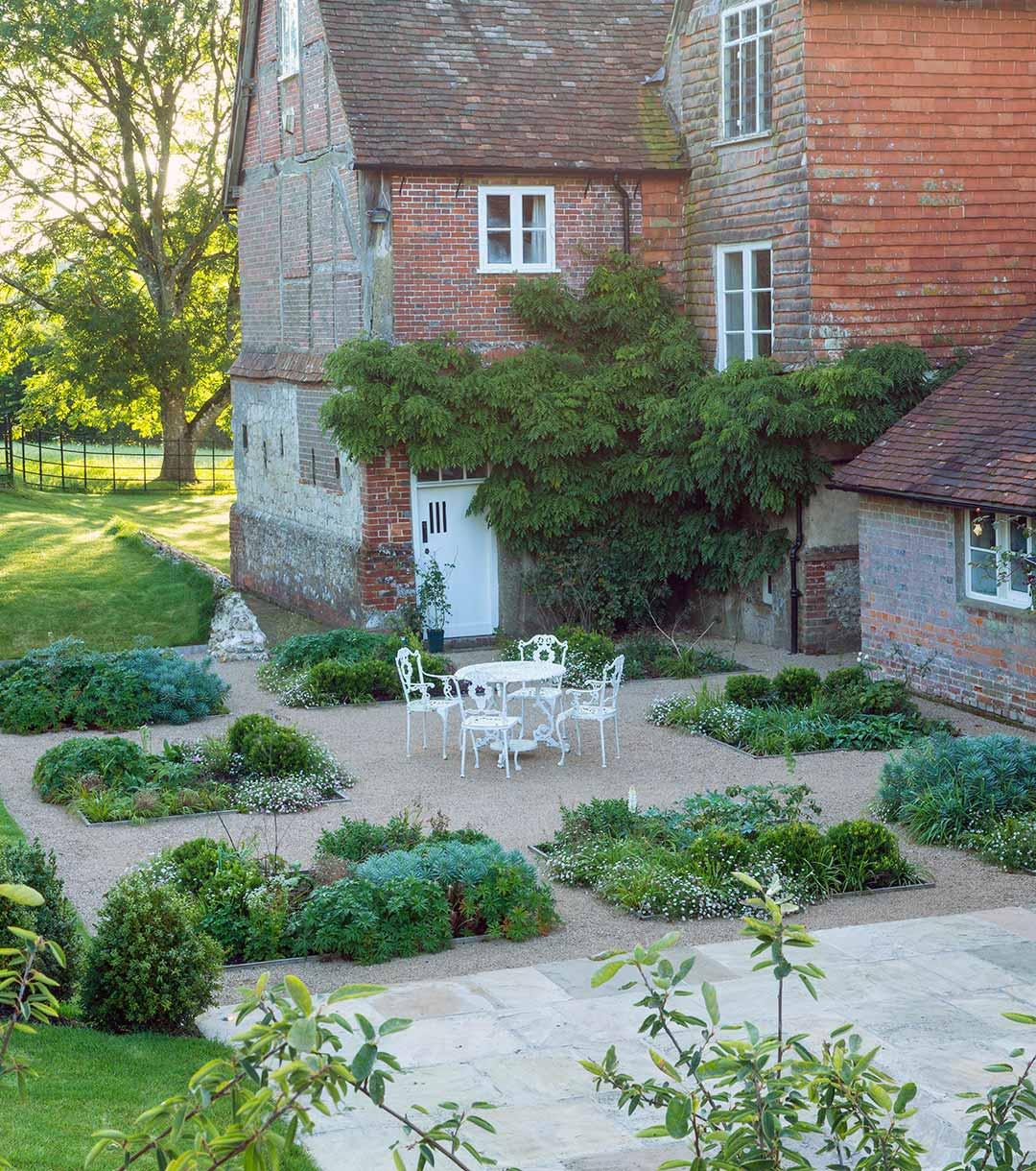 Marian Boswall Landscape Architects Hampshire Garden