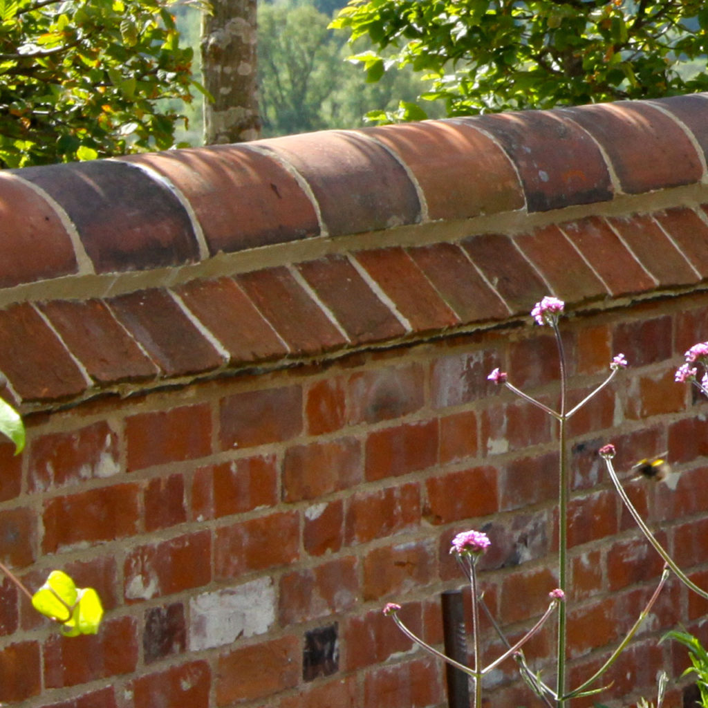 5. Wall Coping Arts Crafts Crease Tile Detail