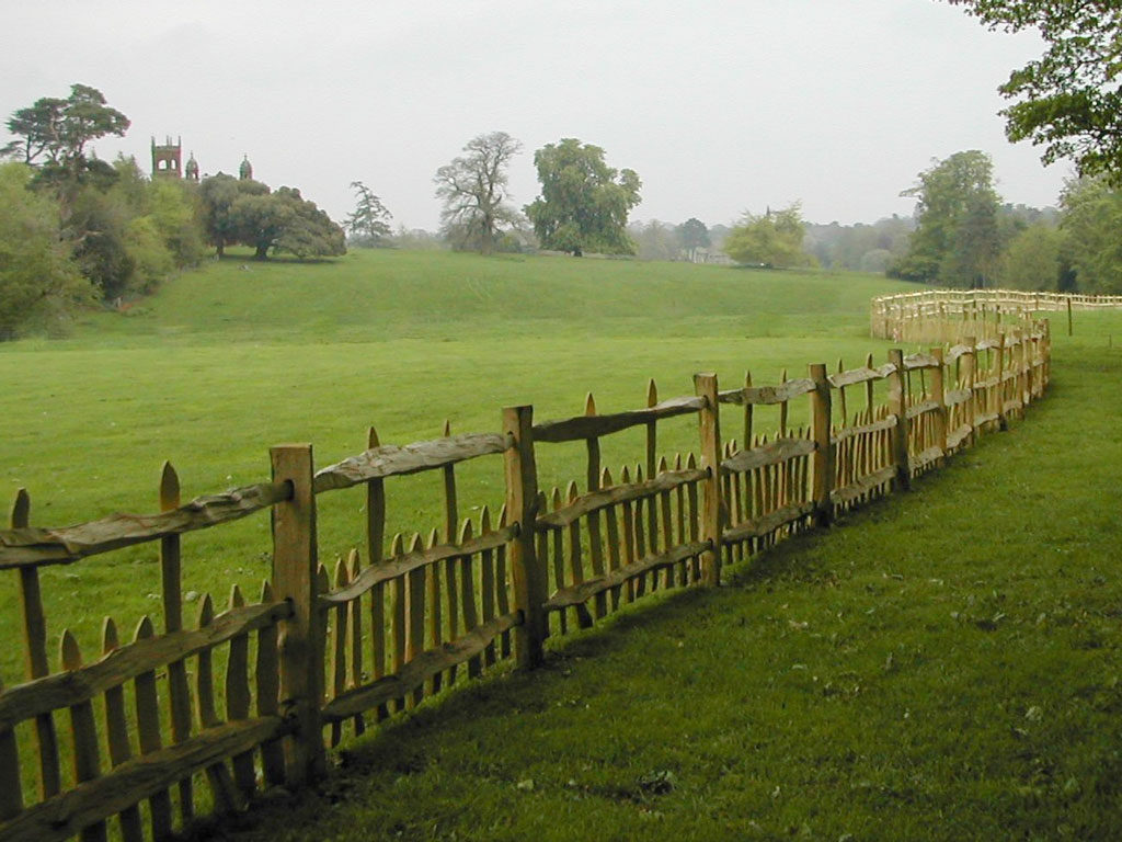 Artisan Split Rail Fencing
