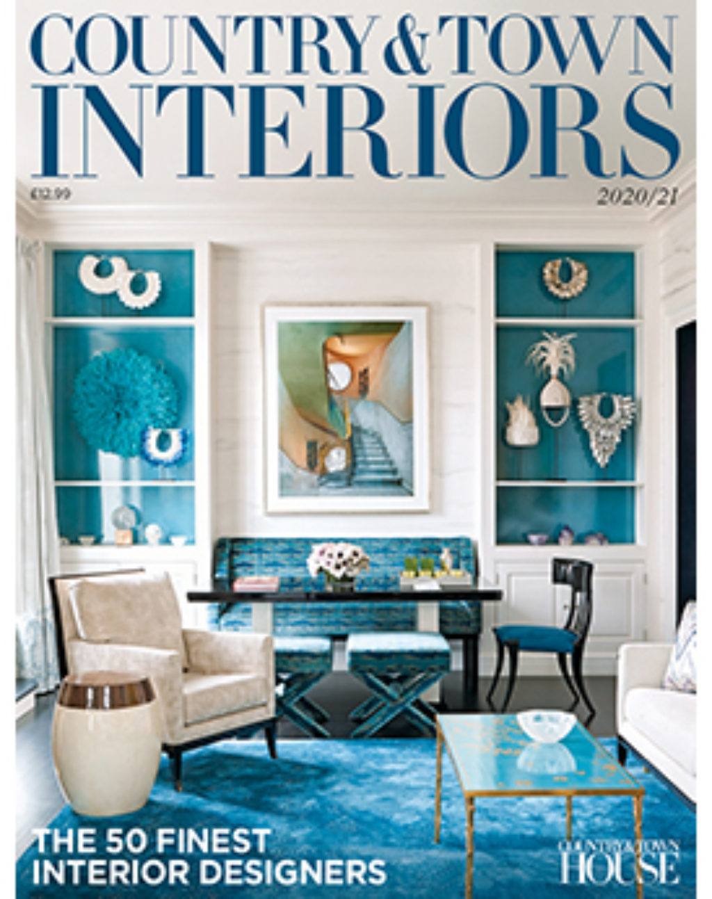 Country And Town Interiors Cover September 2020