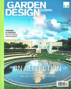 Garden Design Journal April 2018 Marian Boswall on running her own practice