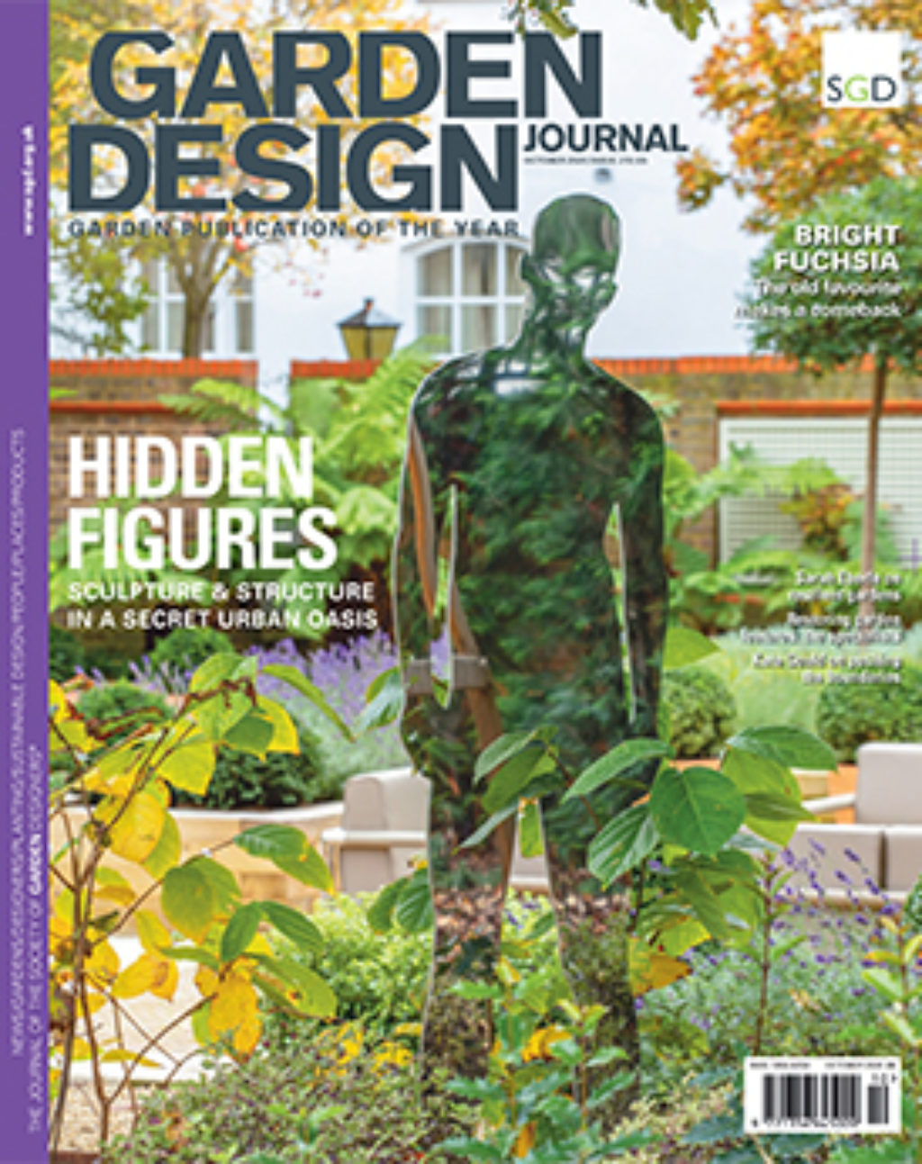 Garden Design Journal Cover October 2020jpg