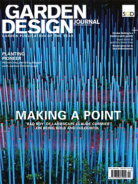 Garden Design Journal February 2020 Cover