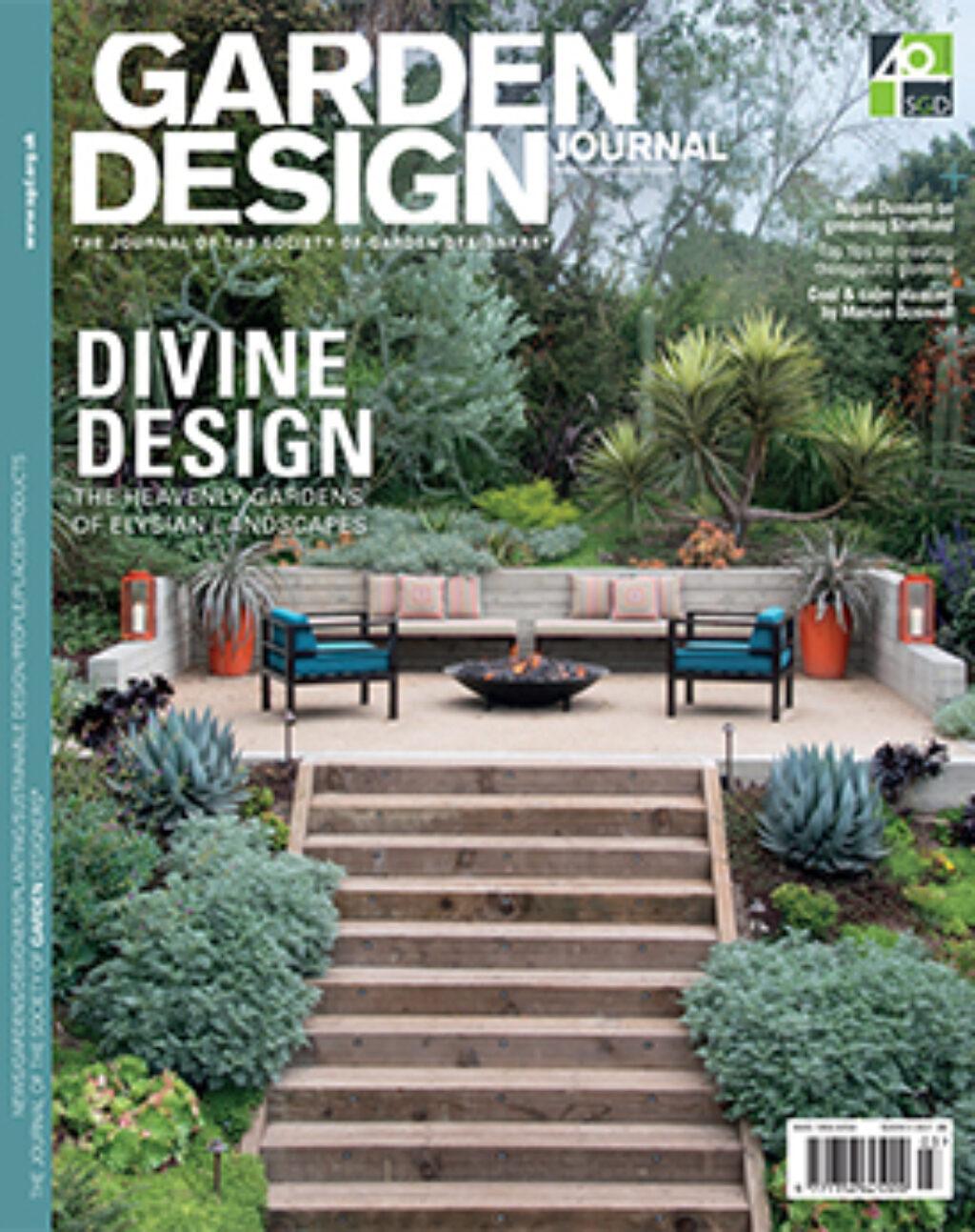 Garden Design Journal March 2021