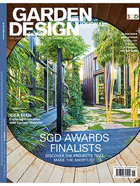 Garden Design Journal Cover November 2019