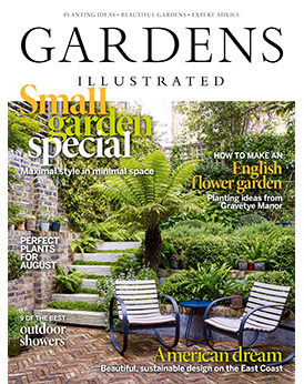 Gardens Illustrated August 2020