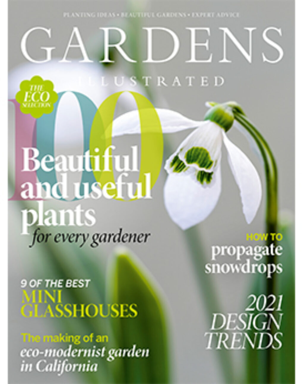 Gardens Illustrated Jan 2021