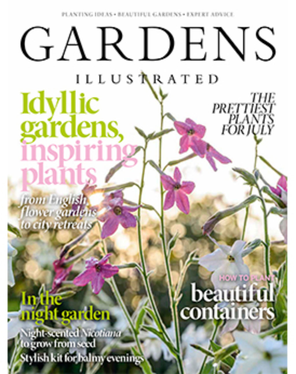 Gardens Illustrated July 2020