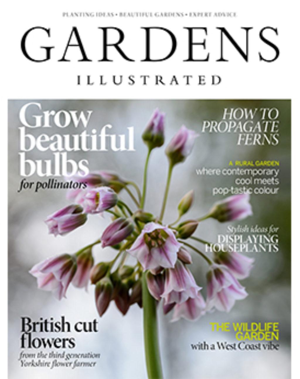 Gardens Illustrated October 2020