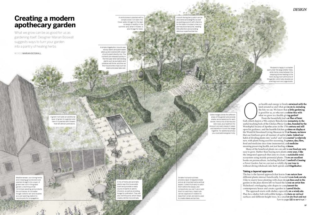 Gardens Illustrated Article October 2019