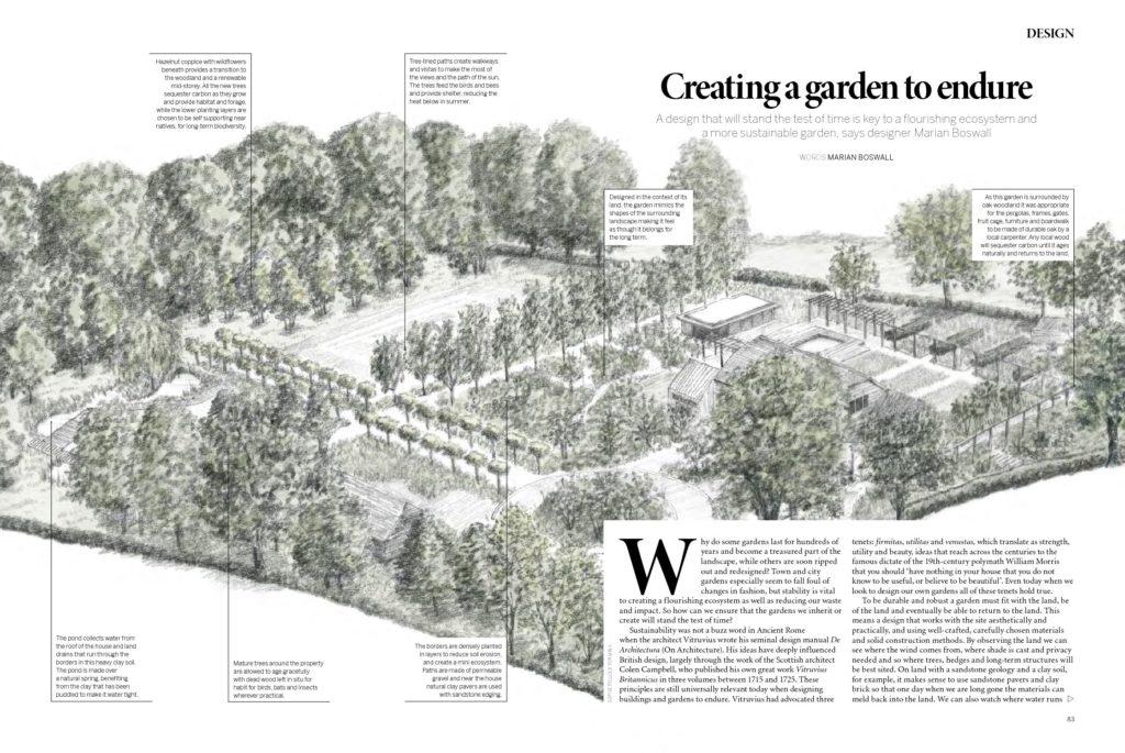 Garens Illustrated Article December 2019