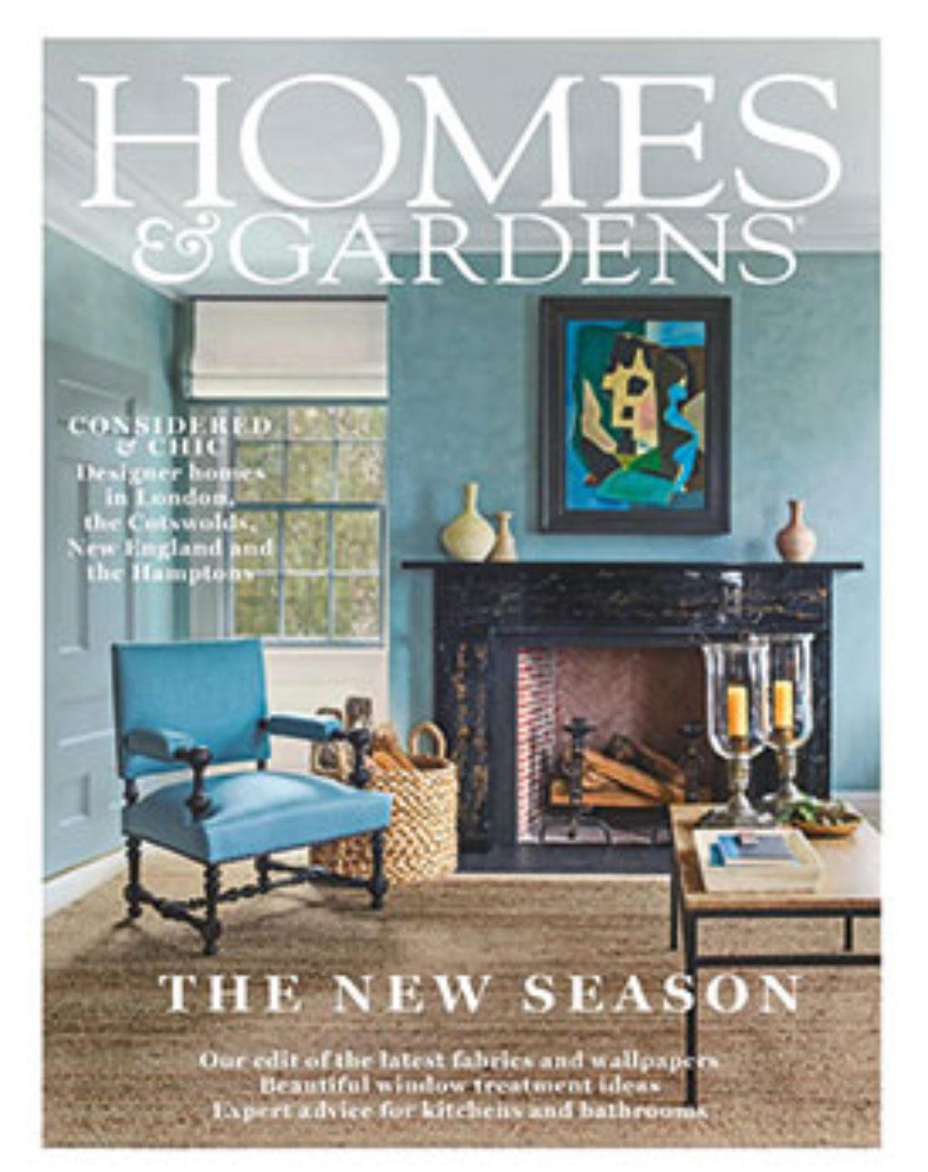Homes & Gardens April 2019