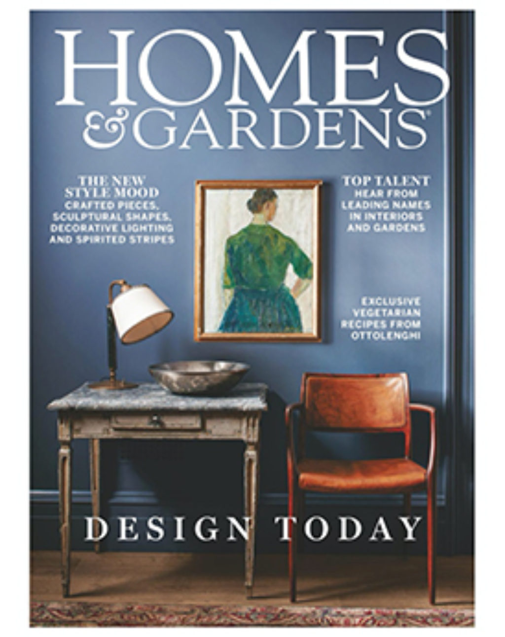 Homes And Gardens Cover October 2020