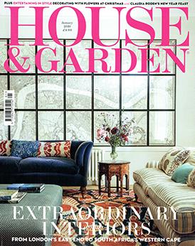 House & Garden January 2019