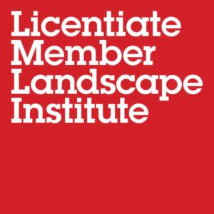Landscape Institute Licentiate Members