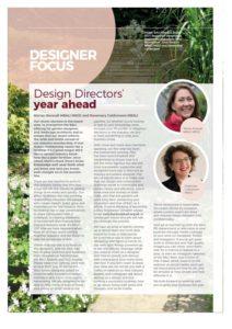 Landscape News Spring 2018 Designer Focus