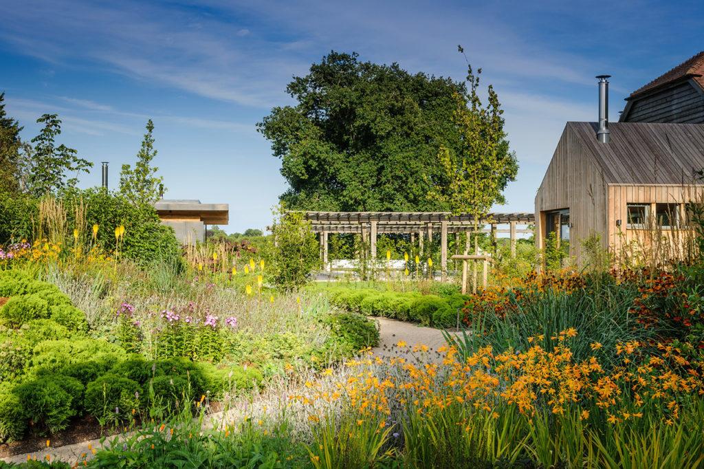 Marian Boswall Award Winning Garden