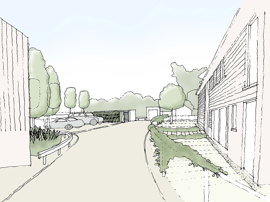 Oast Farm Development Approach Image