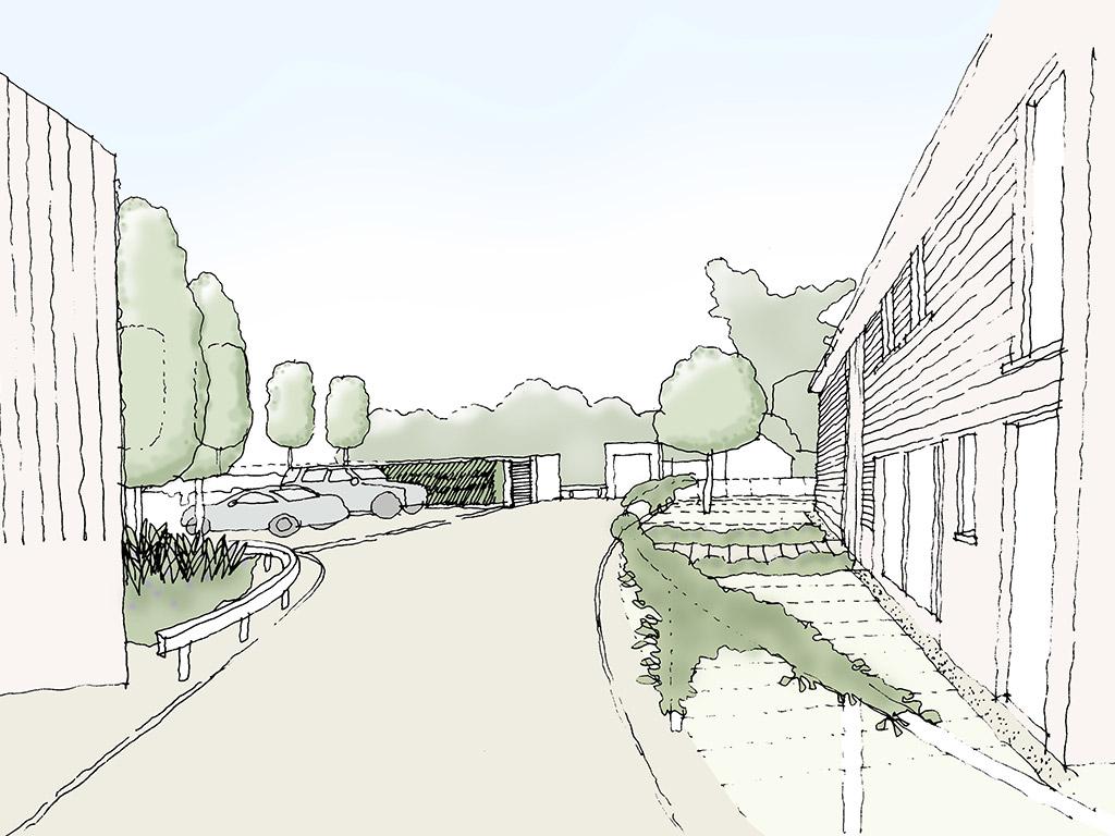 Oast Farm Development Approach Image