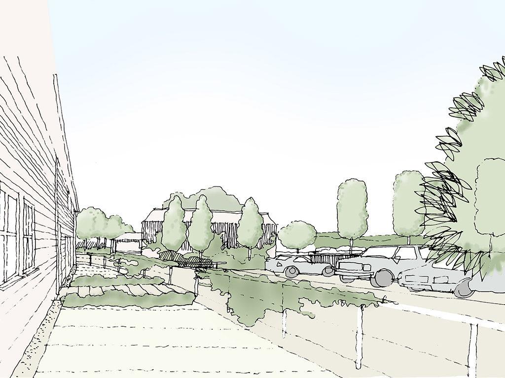 Oast Farm Development Image