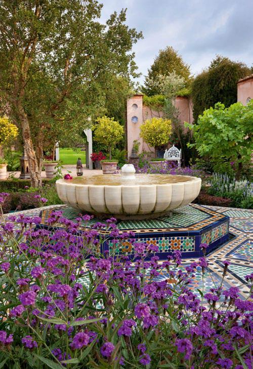 Paradise Garden Fountain