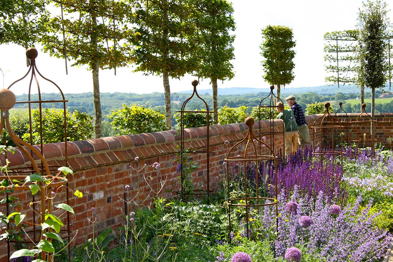 Plan for Garden and Landscape Maintenance