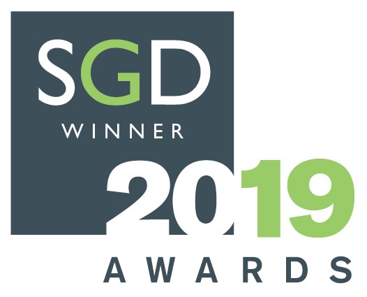 SGD AwardLogo2019 WINNER