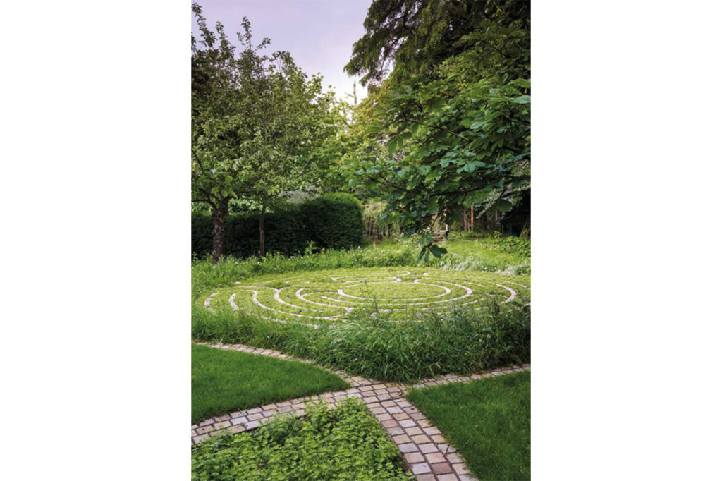 Sanctuary Gardens Labyrinth