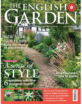 The English Garden January 2021