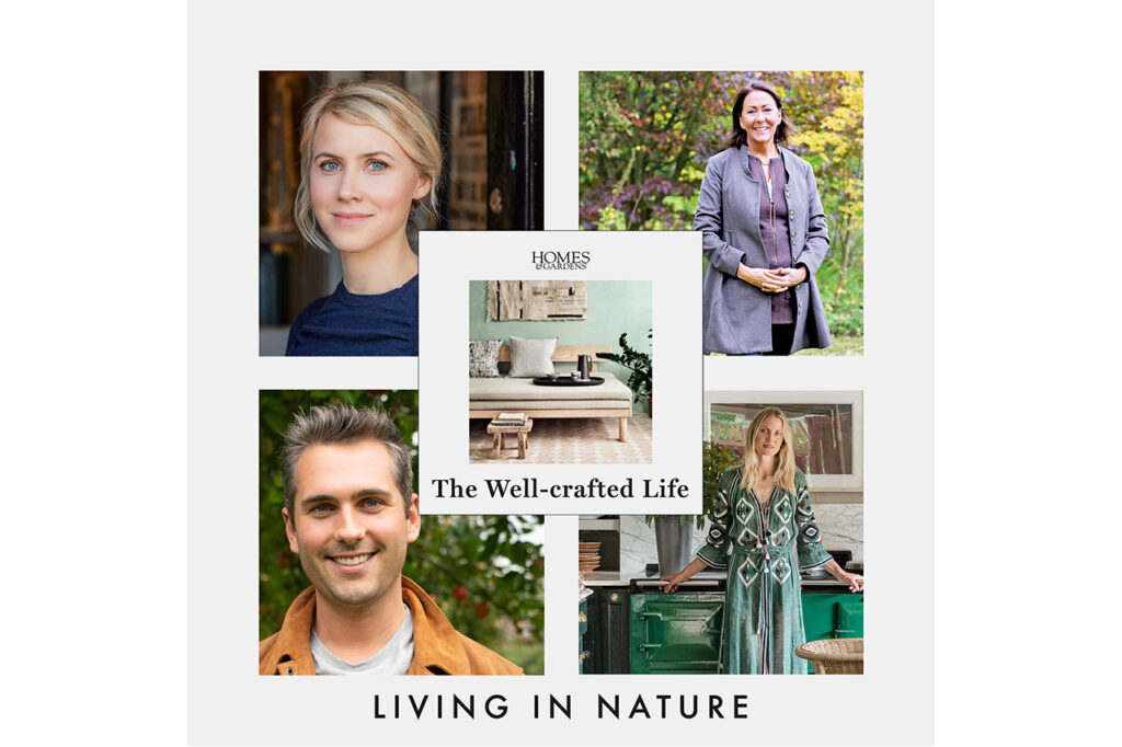 Well Crafted Life Marian Boswall Podcast