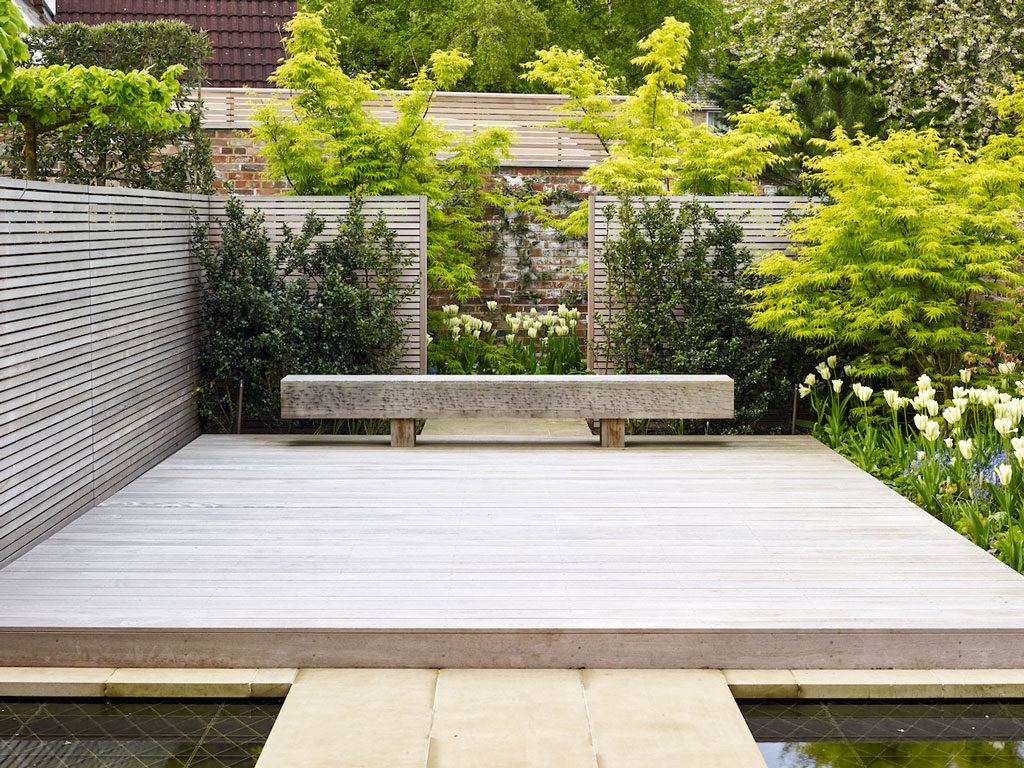 Bench Contemporary Deck