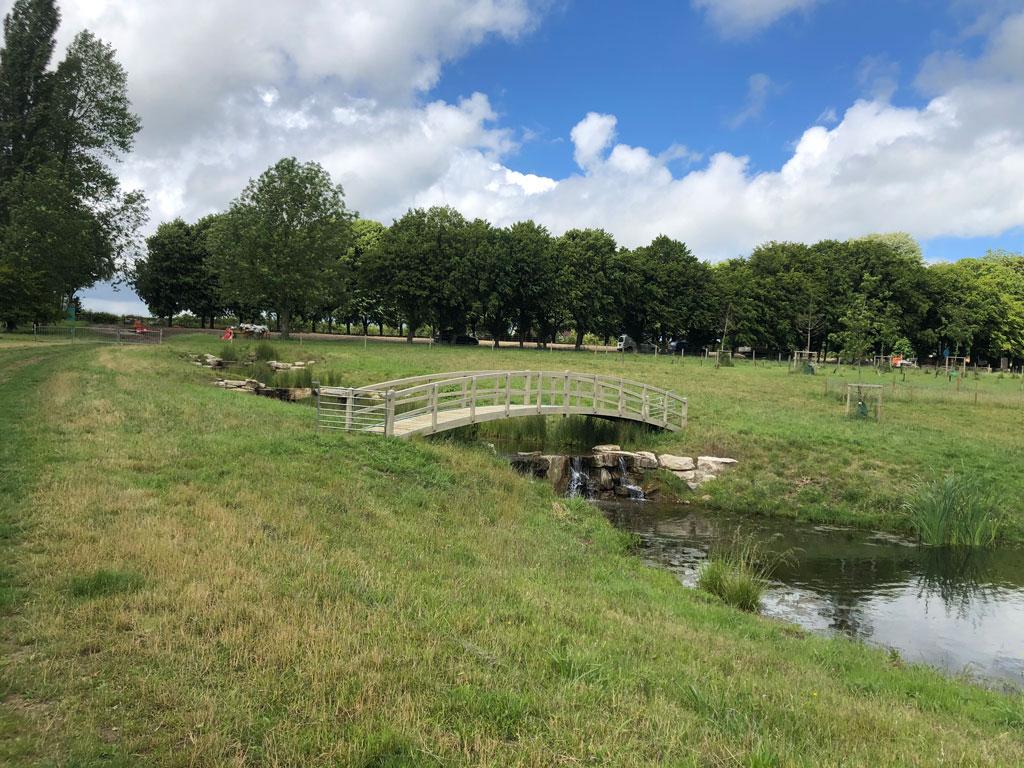 Bridge Lake Garden