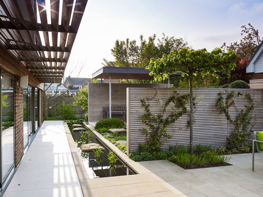 Contemporary Courtyard