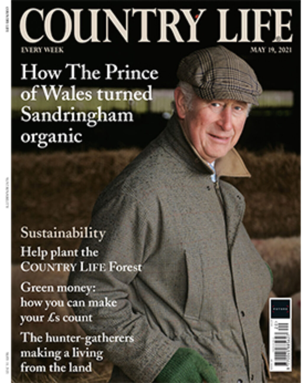 Country Life Cover May 2021