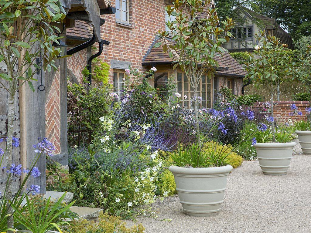 English Country Garden Design