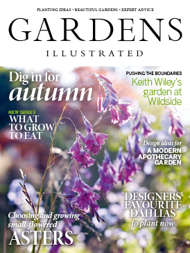 Gardens Illustrated Cover October 2019