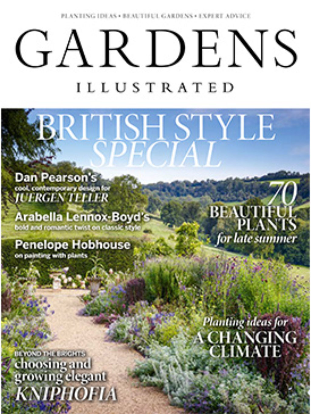 Gardens Illustrated Cover September 2019