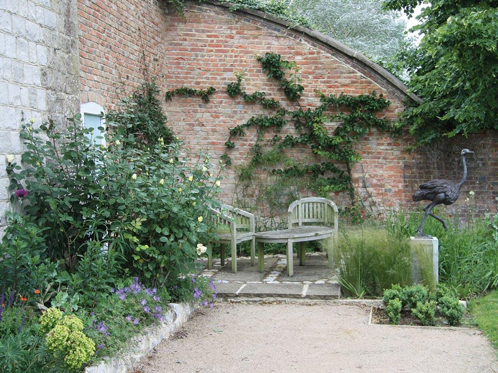 Herb Scented Garden