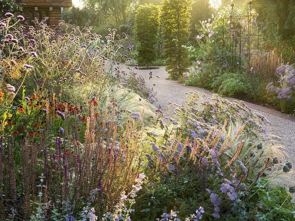 Landscape Design For Manor House Gardens