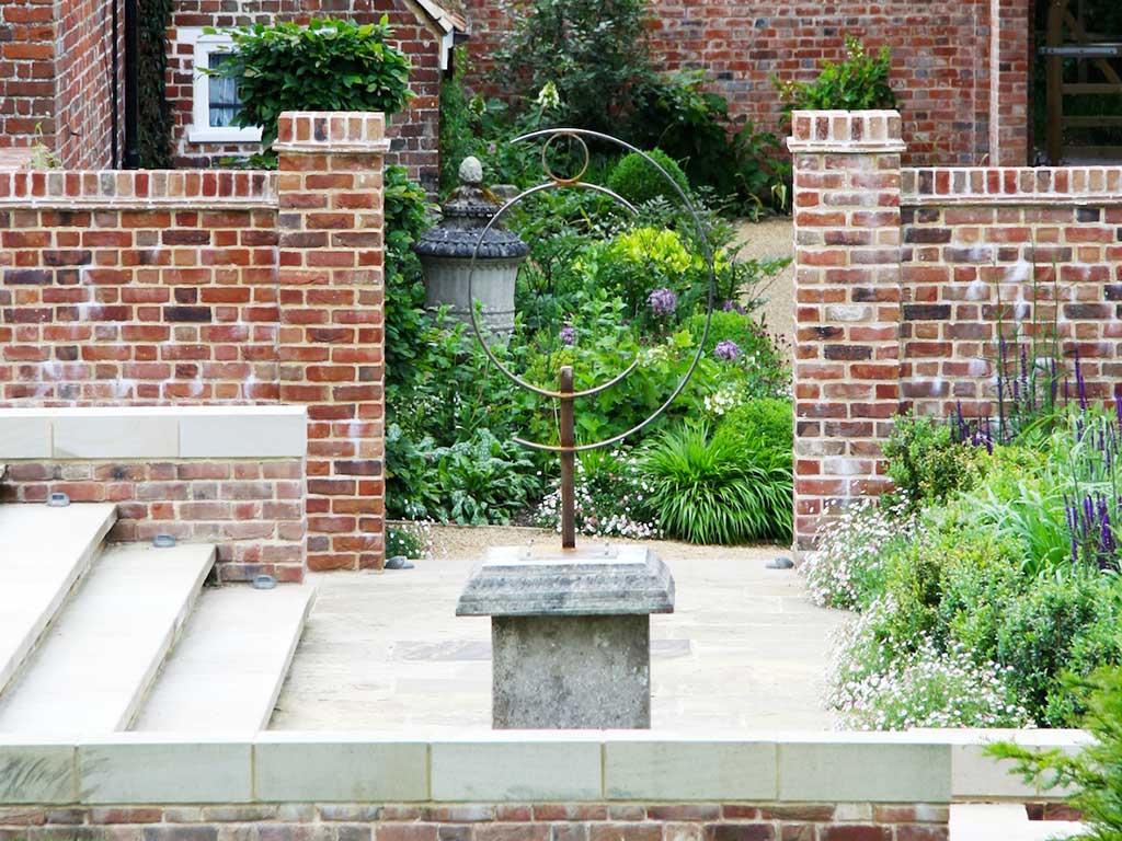 Landscape Garden Detail
