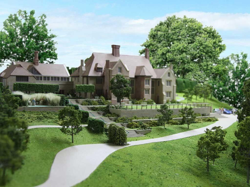 Manor House Landscape Garden Designers
