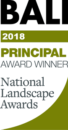 Marian Boswall Bali Principal Award Winner 2018
