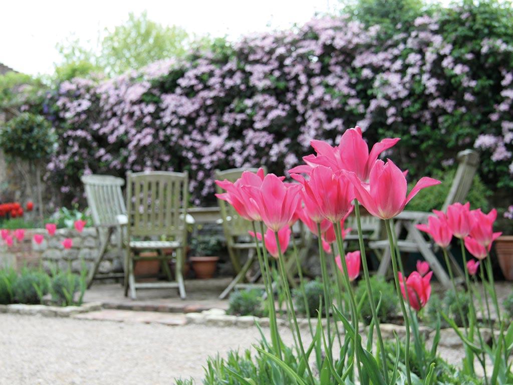 Marian Boswall Country Garden Design