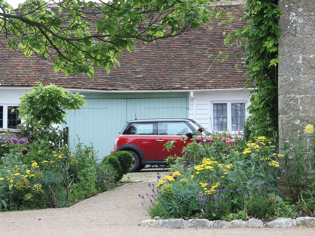 Marian Boswall Garden Architecture