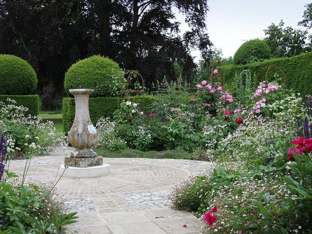 Marian Boswall Garden Design Hole Park Kent