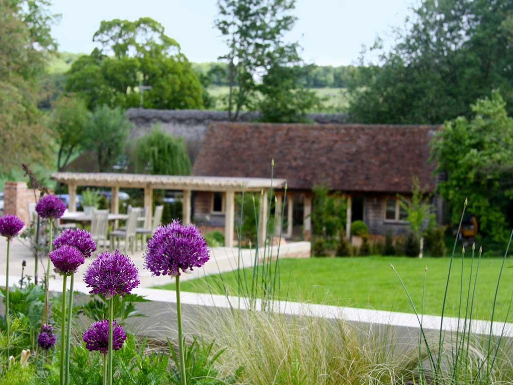 Marian Boswall Garden Design Uk