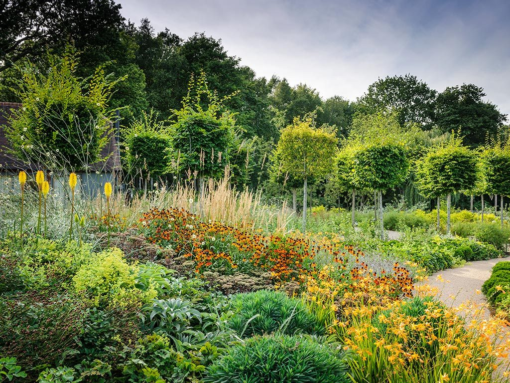 Marian Boswall Inspirational Planting Schemes