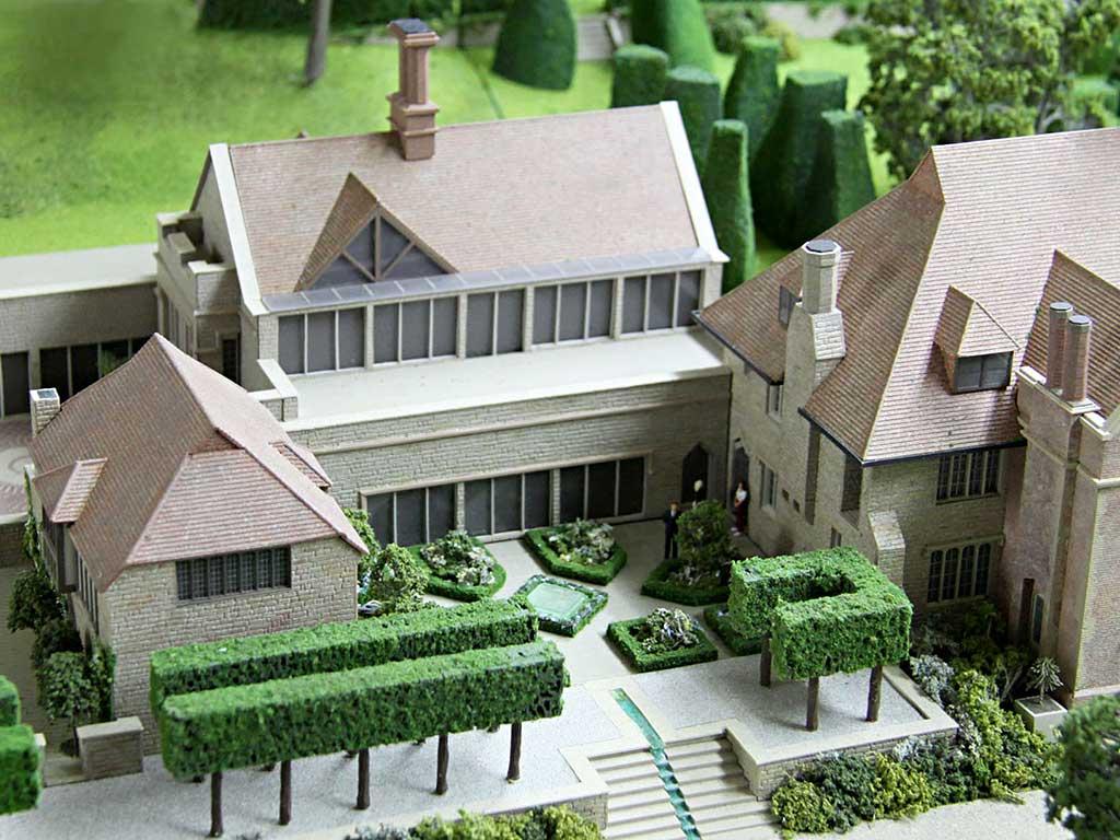 Marian Boswall Landscape Architects