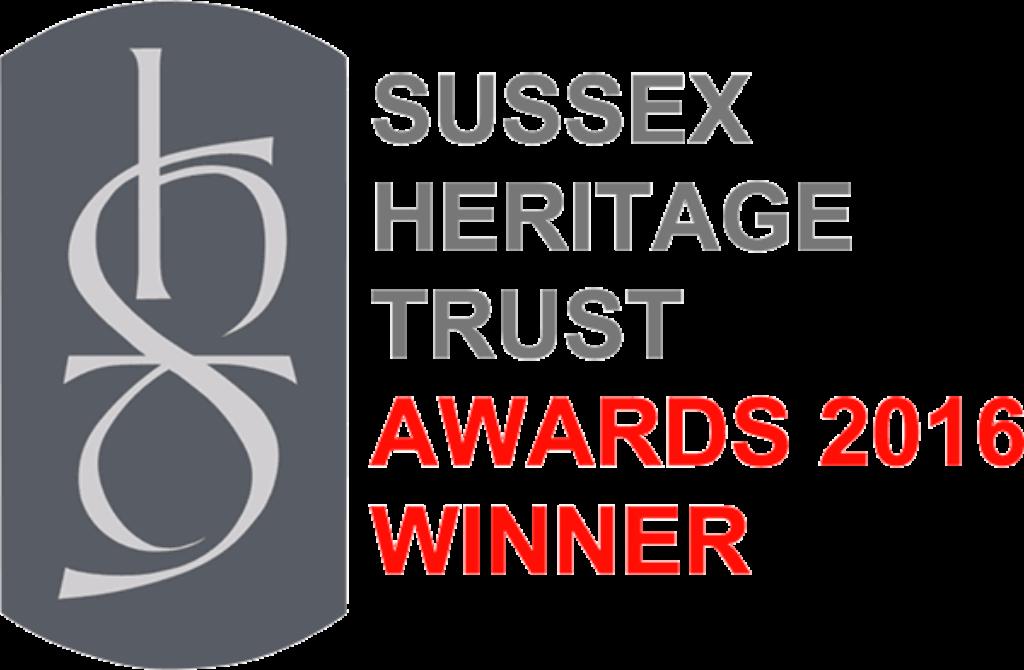 Marian Boswall Sussex Heritage Trust Winner 2016