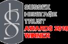 Sussex Heritage Trust Awards 2016 Winner